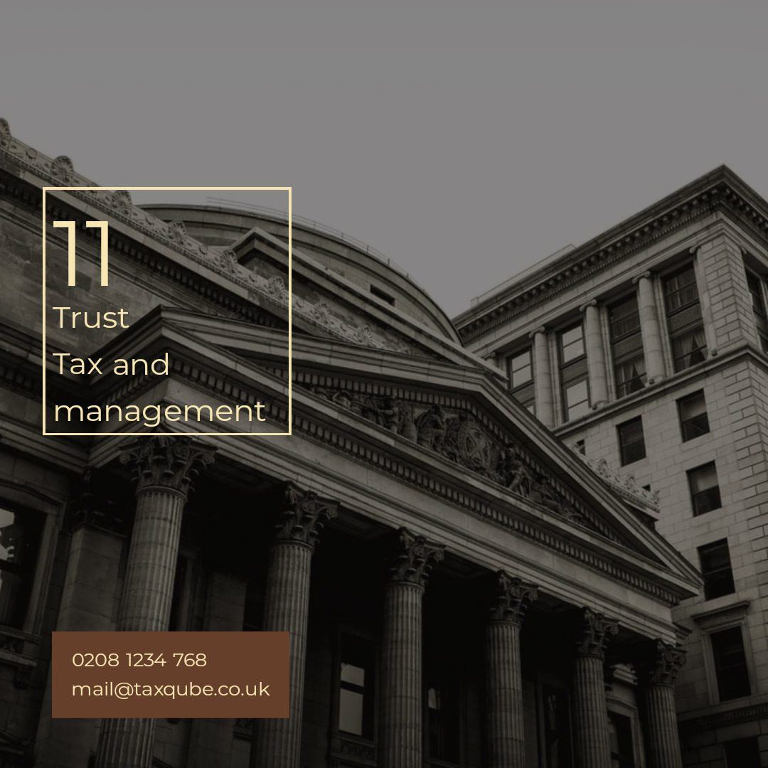 Trust Tax | Trust Return | Trust Management | Estate tax return | Complex Estates