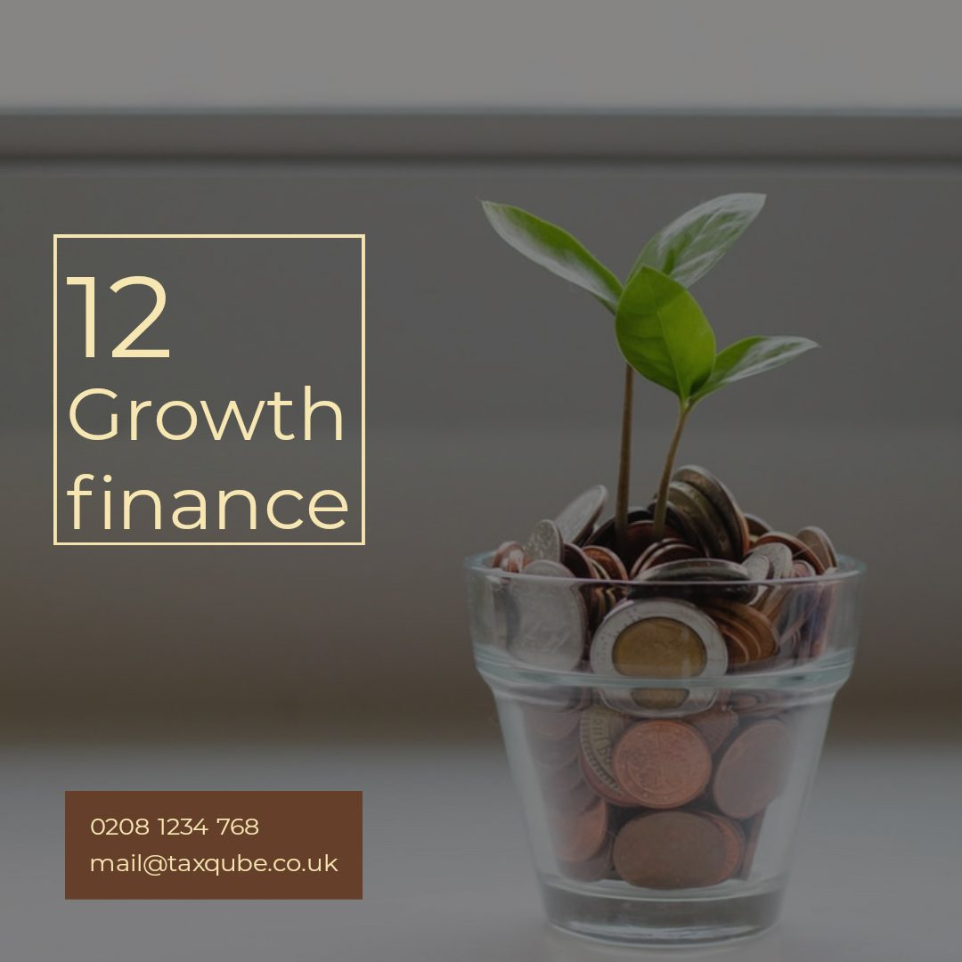 Growth Finance | Buying a company | Exit planning | Private Equity | Investment planning