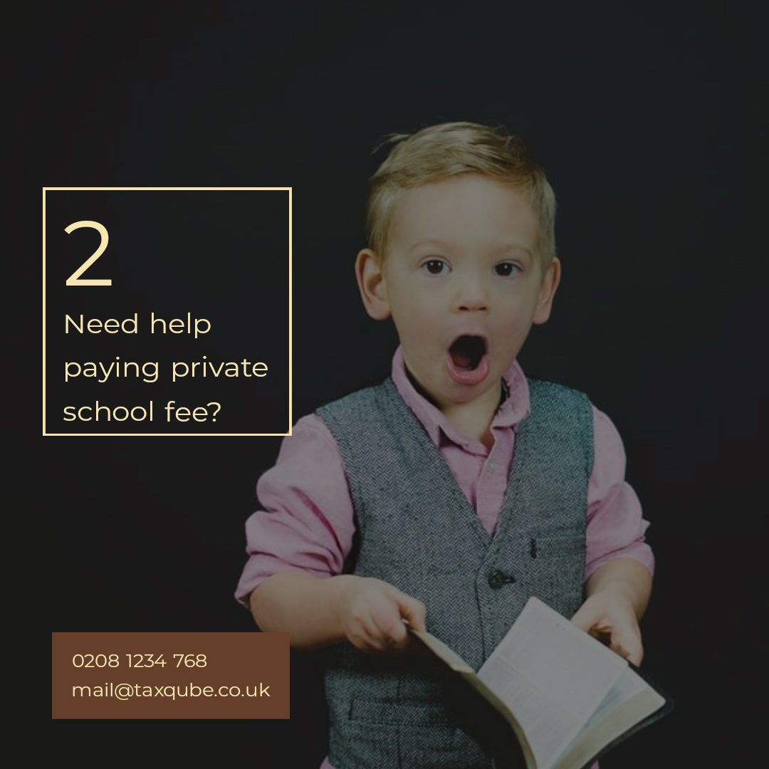 Private school fee | Higher rate taxpayers | Reduce the tax cost | Use of Trust | Income tax